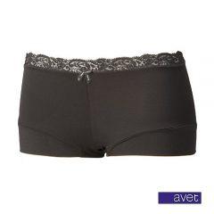afbeelding Avet dames short 38832-XL-Zwart