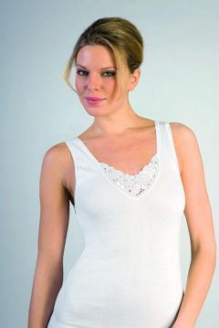 afbeelding Con-ta dames hemd 700/167-50-Wit