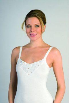 afbeelding Con-ta dames hemd 700/420-40-Wit
