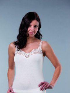 afbeelding Con-ta dames hemd 777/4104-40-Zwart