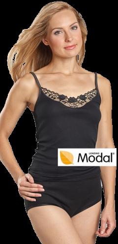 afbeelding Con-ta dames hemd 788/4594-44-Zwart
