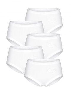 afbeelding Tailleslips Harmony 5 x wit