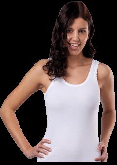 afbeelding con-ta dames hemd 700-1600-56-Wit