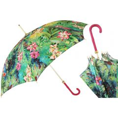 afbeelding Dames·paraplu·Pasotti·groen·177
