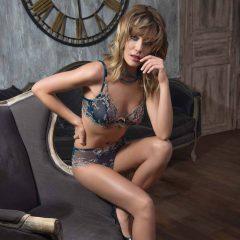afbeelding Hoge slip Platinum Fashion Blauwgroen