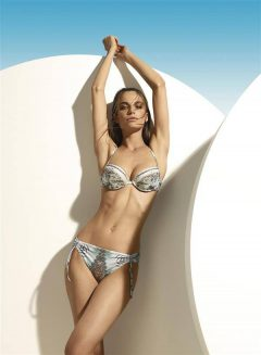afbeelding Bikini·push-up bh + slip·Marrakech·groen (multi color)