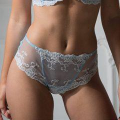 afbeelding Hoge slip Platinum Fashion Blauw