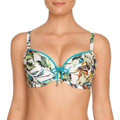 afbeelding PrimaDonna Swim Biloba Bikini Top 4004110 Tropical Garden