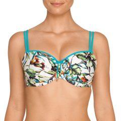 afbeelding PrimaDonna Swim Biloba Bikini Top 4004116 Tropical Garden