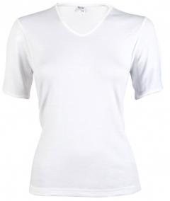 afbeelding Beeren dames thermo hemd korte mouw-L-Zwart