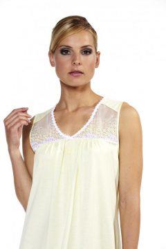 afbeelding Feraud Valentine Nachthemd 3161143 geel